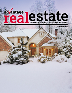 This month's Real Estate AdVantage